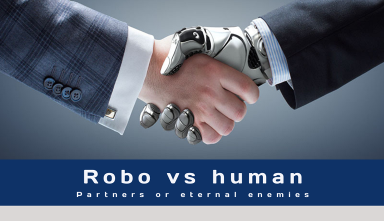 Robo vs Human advice